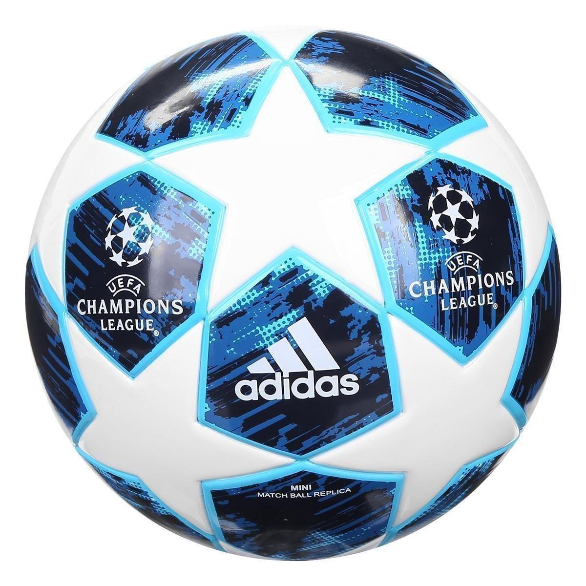 ... Mini Bola de Futebol Uefa Champions League Adidas Finale18 - Compre  Agora Netshoes special sales 30f1c ... c70745b8d0988