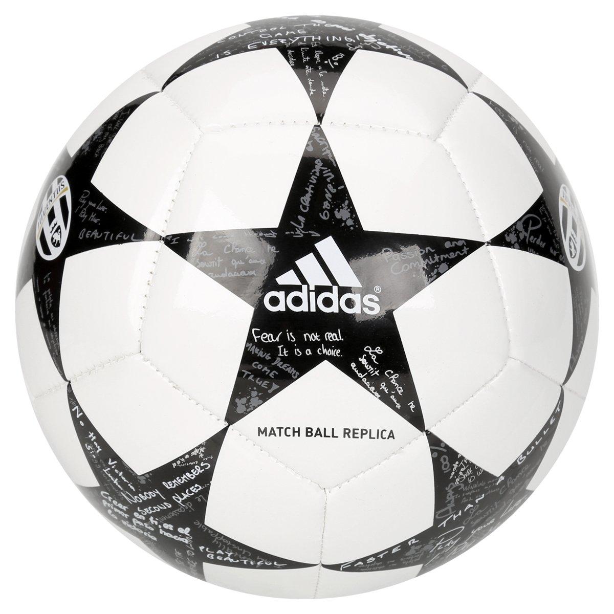 Mini Bola Juventus Adidas UEFA Finale 2016 - Compre Agora  70932b4197c1b