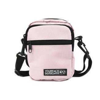 Mini Bolsa Shoulder Bag Tiracolo Transversal Lateral Mochila Mini Bolso Celular Your Face
