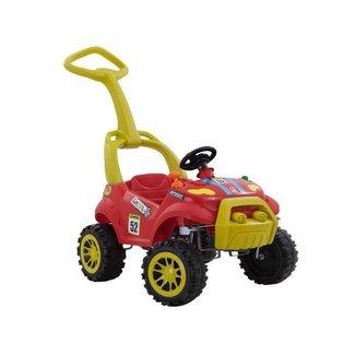 Mini Carro a Pedal Infantil Smart Passeio