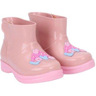 Mini Colors Galocha Mia Baby - Nude/rosa - 60.030-1472-23/24