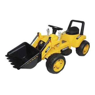 Mini Escavadeira Elétrica Infantil Importway BW08