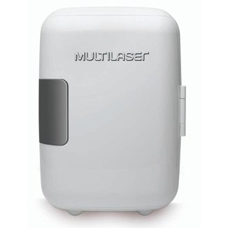 Mini Geladeira Multilaser 4L 12V TV009 Branca - 1