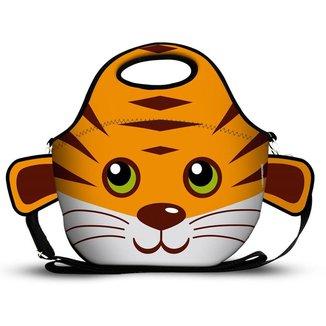 Mini Lancheira Tigre