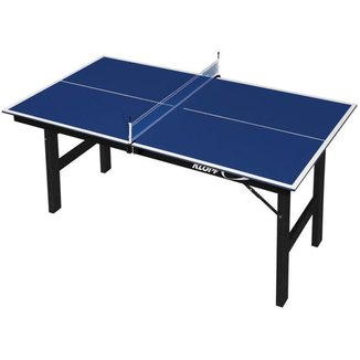 Mini Mesa de Ping Pong Dobrável 12mm Klopf