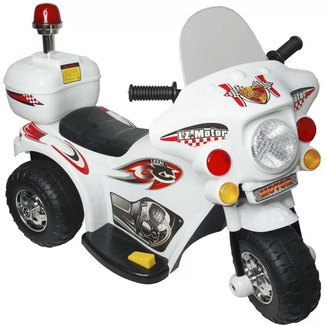 Mini Moto Elétrica Infantil Importway BW002-B Bra