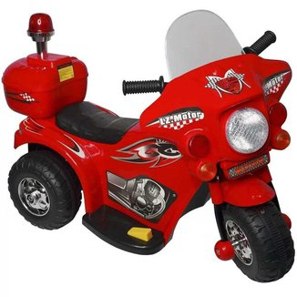 Mini Moto Elétrica Infantil Importway BW002-V Ver