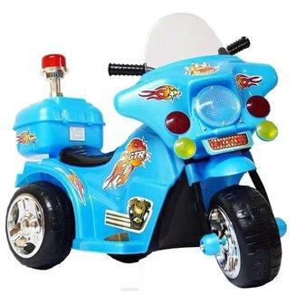 Mini Moto Elétrica Infantil Importway BW006-AZ Az