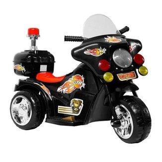 Mini Moto Elétrica Infantil Importway BW006-PR Pr