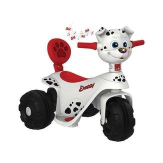 Mini Moto Elétrica Infantil Scooter Doggy 6V