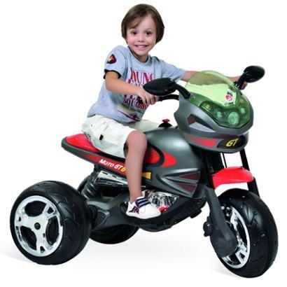 Mini Moto Elétrica - Super Moto GP - Bandeirante - Unissex - Incolor