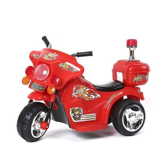 Mini Moto Importway Elétrica Infantil 6V 18W BW00