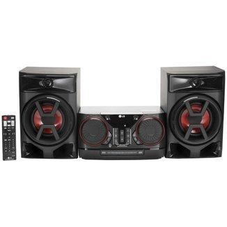 Mini System LG Bluetooth 220W CD Player FM