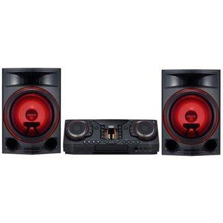 Mini System LG Bluetooth 2350W CD Player FM