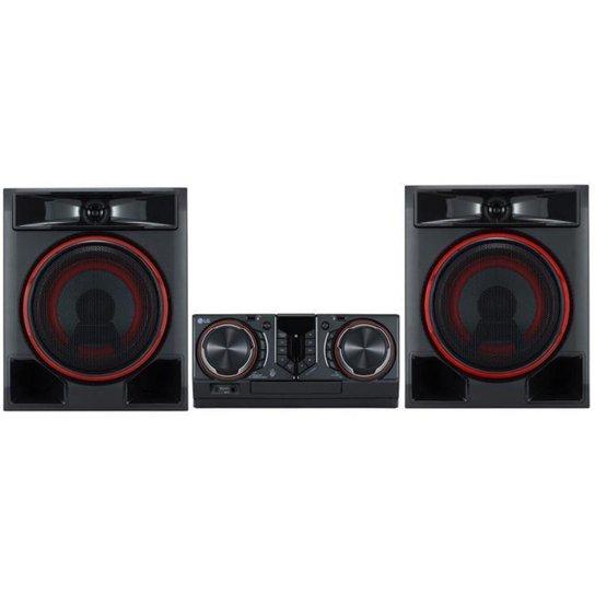 Mini System LG Bluetooth 950W CD Player FM - Preto