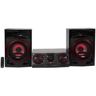 Mini System Philco Bluetooth 1900W CD Player