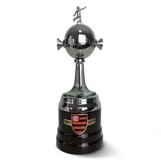 Mini Taça Flamengo Libertadores - 15cm UN