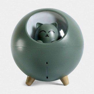 Mini Umidificador de Gato Multikids