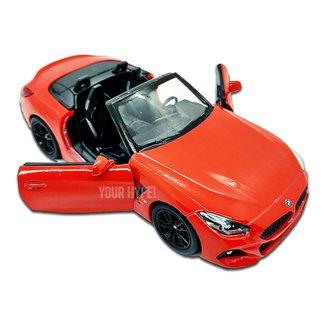 Miniatura BMW Z4 Teto aberto - Miniaturas de carros