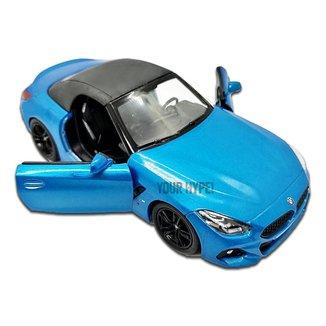 Miniatura BMW Z4 Teto fechado - Miniaturas de carros