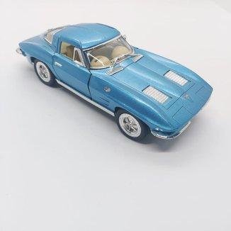 Miniatura chevrolet corvette 1967 Stingray Carrinhos de coleção