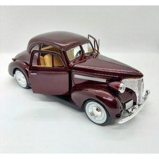Miniatura Chevrolet Coupe 1939 - Miniaturas de carros