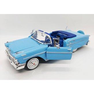 Miniatura Chevrolet Impala 1958  - Miniaturas de carros
