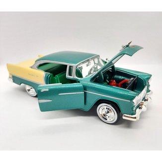 Miniatura Chevy Bel Air 1955 - Miniaturas de carros