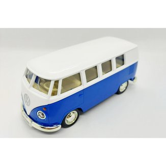 Miniatura Kombi escuro - Miniaturas de carros