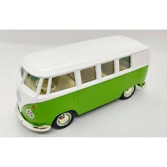 Miniatura Kombi Verde - Miniaturas de carros
