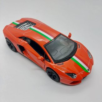 Miniatura Lamborghini Aventador Lp700-4 Carrinhos de coleção