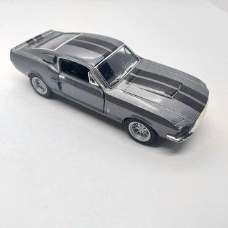 Miniatura Mustang Shelby GT500 CR 1967 Carrinhos de coleção