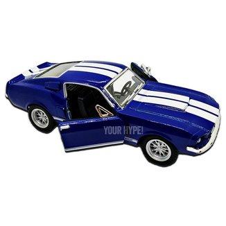 Miniatura Shelby GT 500 1967 - Miniaturas de carros