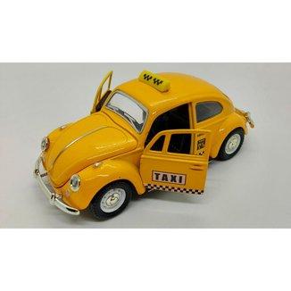 Miniatura Volkswagen Fusca Taxi - Miniaturas de carros