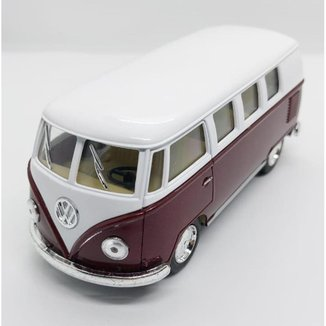 Miniatura Volkswagen Kombi Carrinhos de coleção