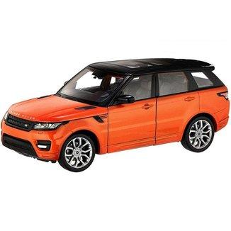 Miniatura Welly Land Rover Range Rover Sport 1/24 Laranja