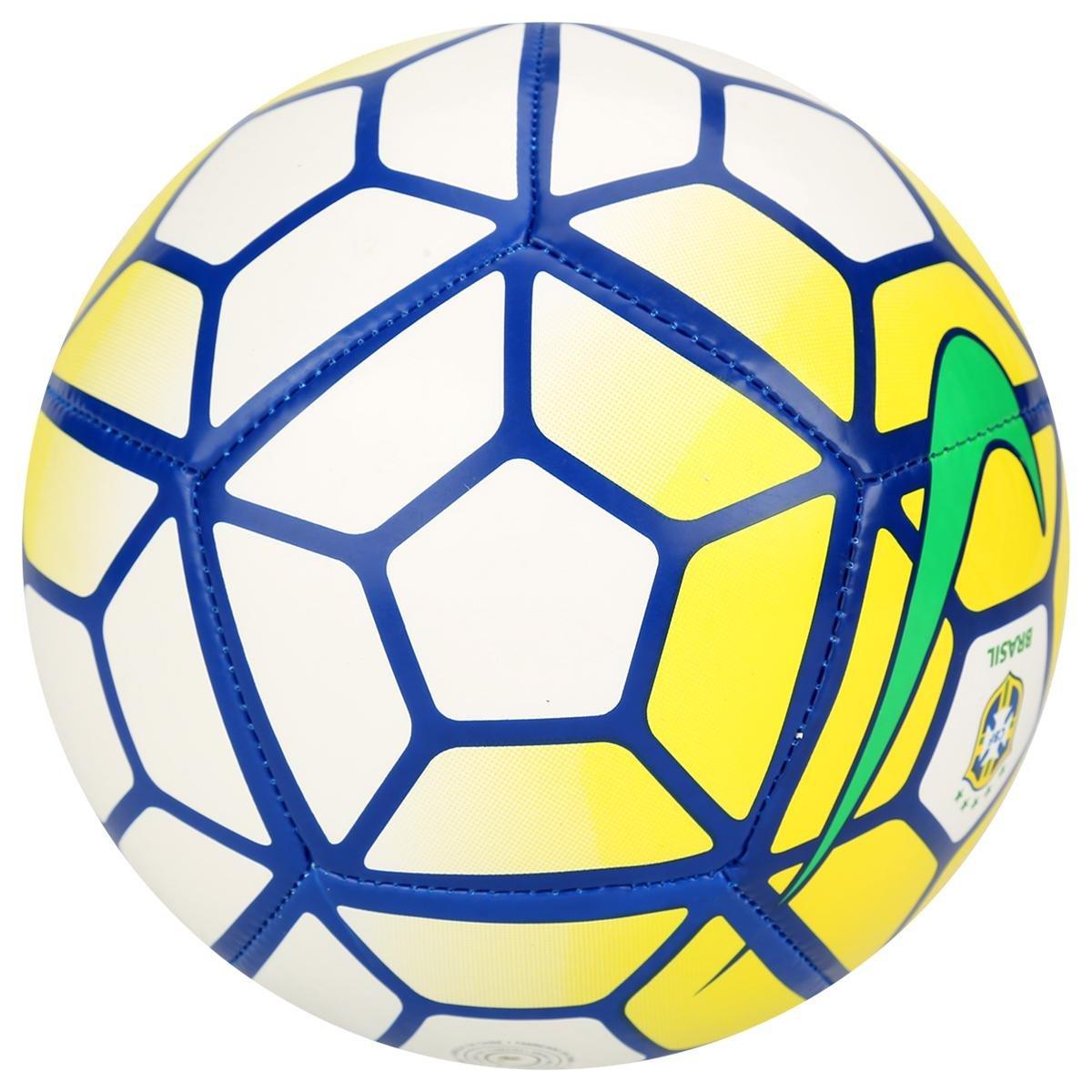 MiniBola Futebol Nike Skills CBF - Compre Agora  c63980f02a463