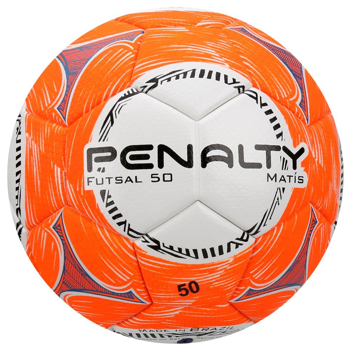 Minibola Futebol Penalty Matis 50 Futsal - Compre Agora  2f227163eb7ba
