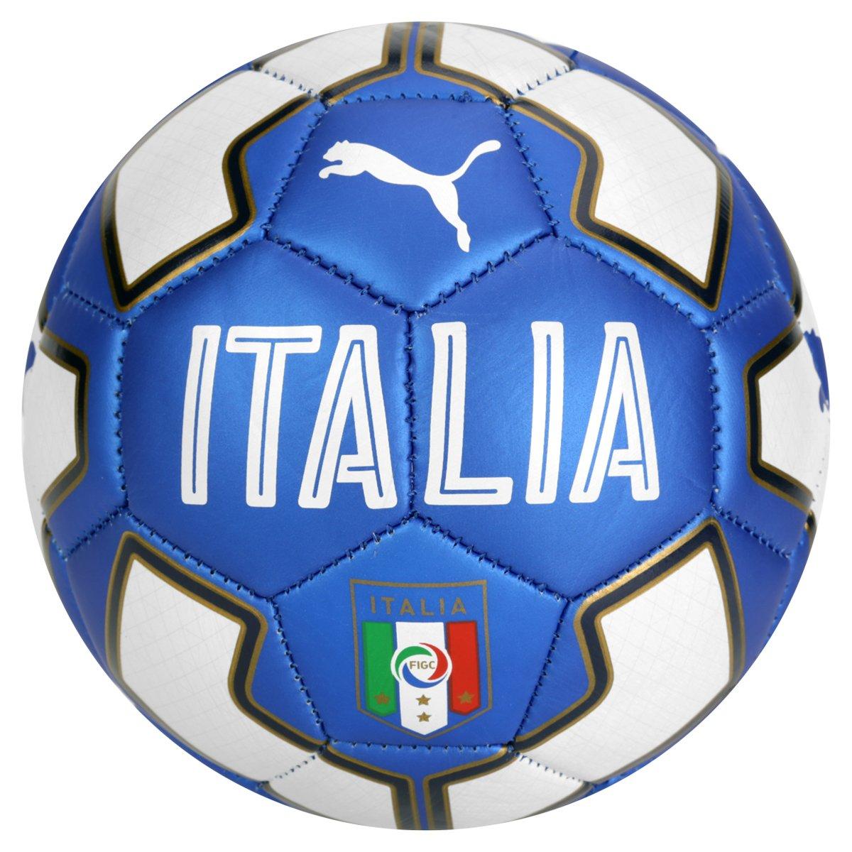27194895a0e2d MiniBola Futebol Puma Itália Fan - Compre Agora