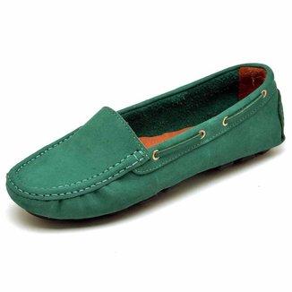 Mocassim Carmelo Shoes Casual Feminino
