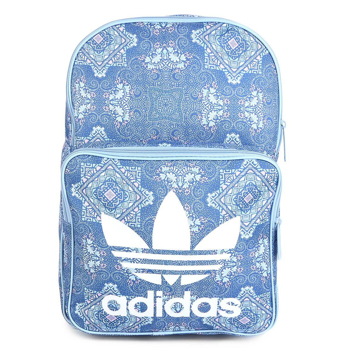 7ee89a48f Mochila Adidas Estampada Youth | Netshoes