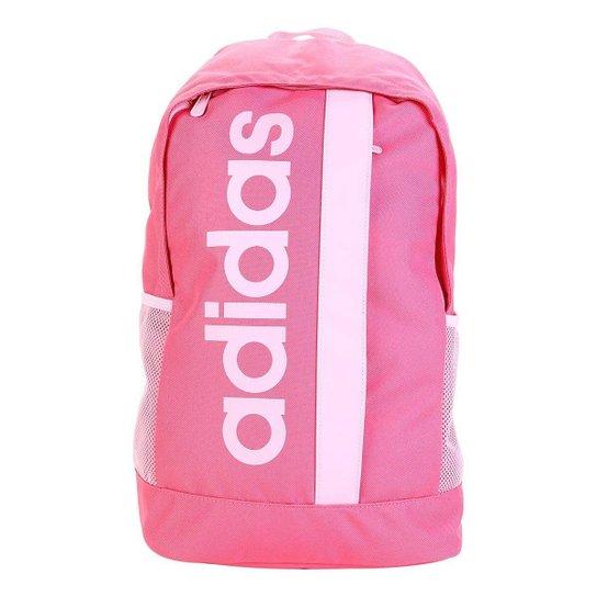 Mochila Adidas Linear Core - Pink
