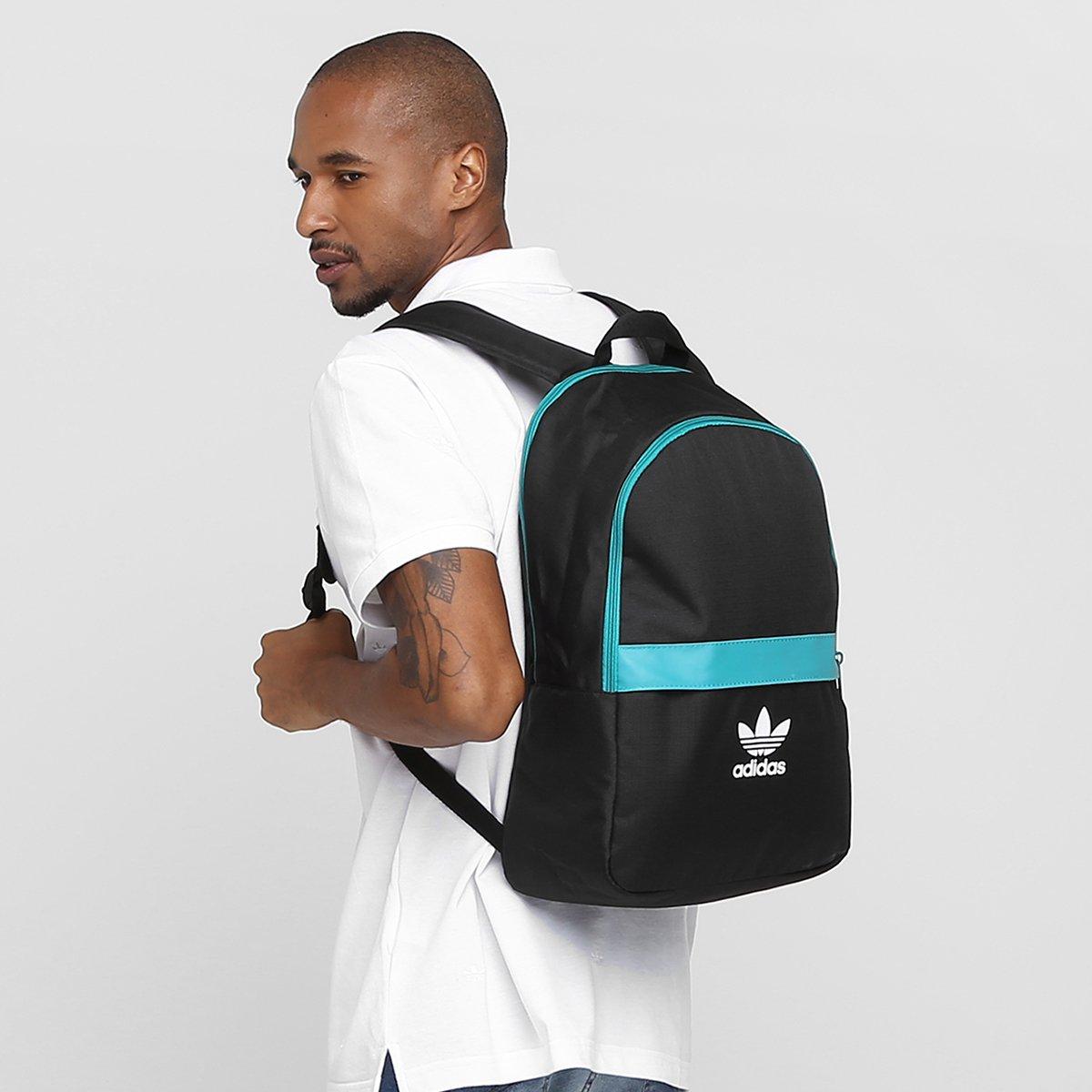 Mochila Adidas Originals Ess Adicolor - Compre Agora  48f2375c940f6