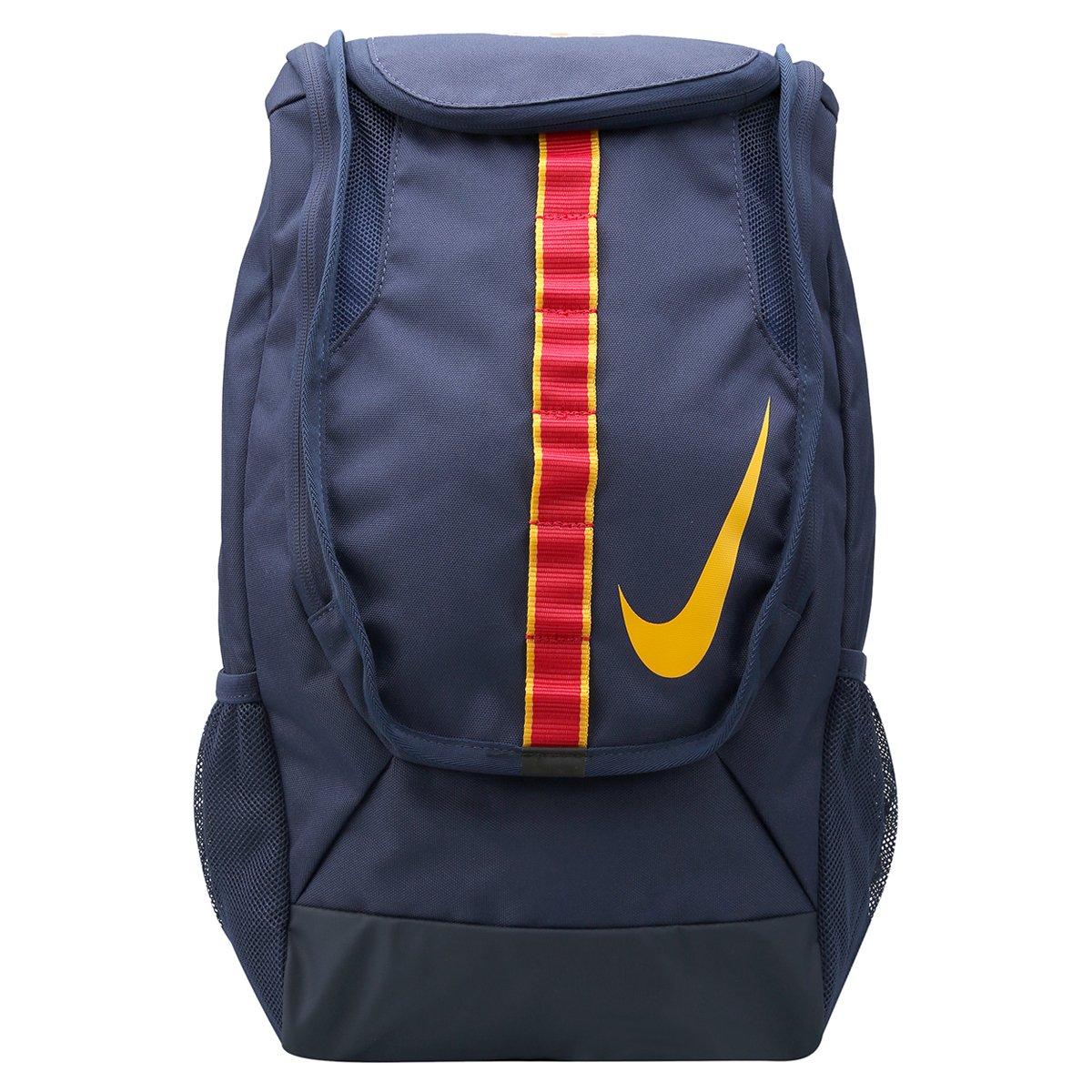9d927c1470 Mochila Barcelona Nike Allegiance Shield Co - Compre Agora