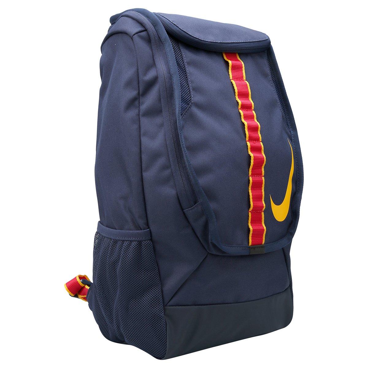 Mochila Barcelona Nike Allegiance Shield Co - Compre Agora  26f4aed4bd659