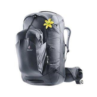 Mochila de viagem Deuter AViANT Access PRO 65 SL acompanha mochilinha destacável com compartimento