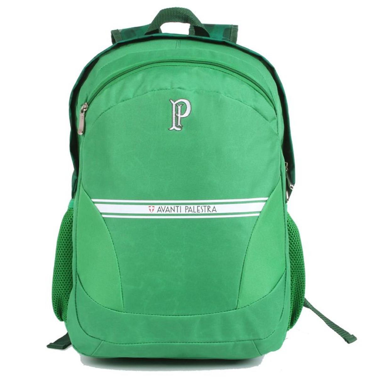 8b473e91d50d1 Mochila Escolar do Palmeiras G Sport. - Verde - Compre Agora
