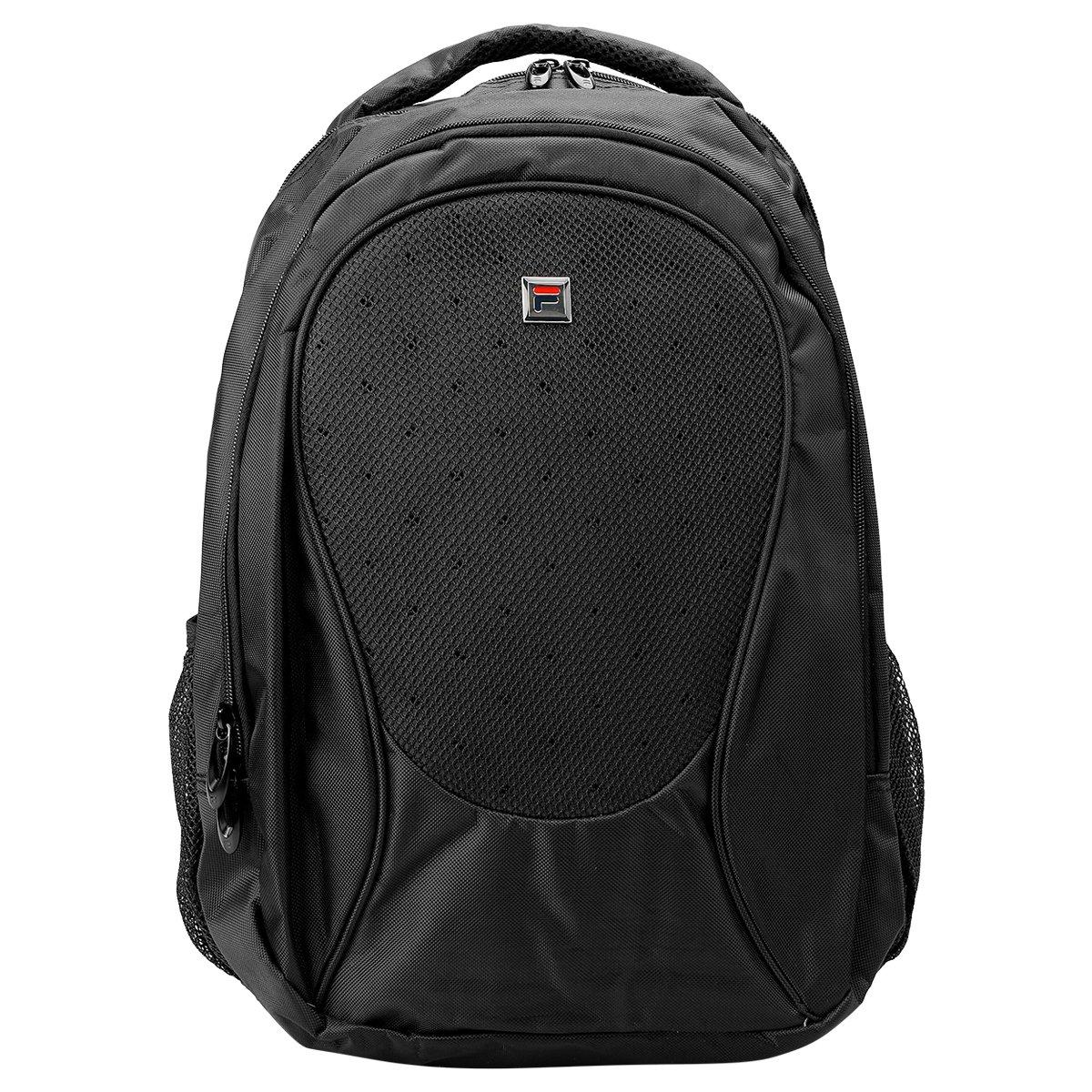 Mochila Fila Tech - Preto - Compre Agora  1a448b820d6