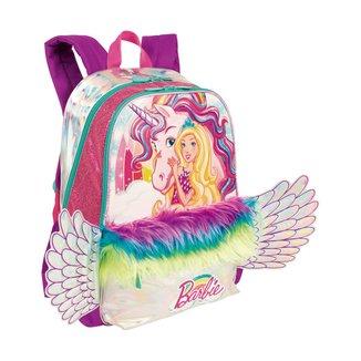 Mochila Grande Barbie Dreamtopia Infantil Sestini