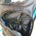 Mochila Hidratação Yepp Bolsa Água 2 Litros P/ Bike Corrida